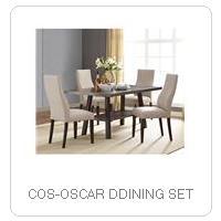COS-OSCAR DDINING SET